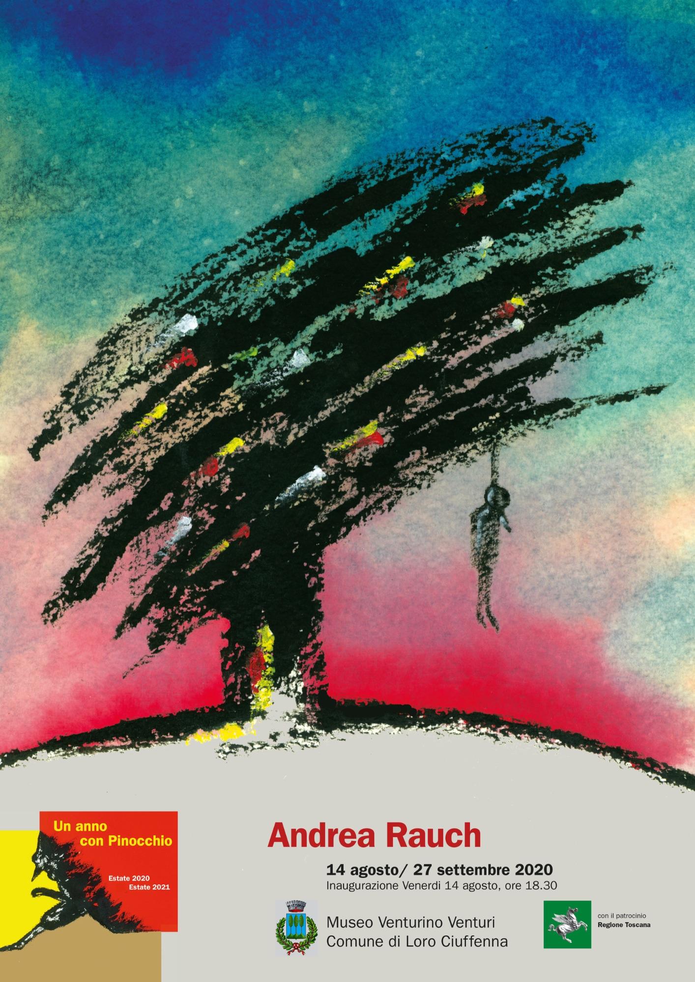 Un anno con Pinocchio: Andrea Rauch
